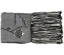 'Copihue' Schal mit Fransen