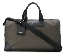 Reisetasche mit Kontrastdetails