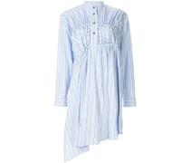 Asymmetrisches Hemdkleid