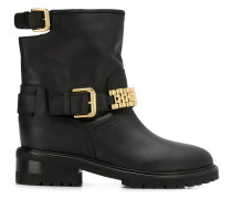 Verzierte Chelsea-Boots