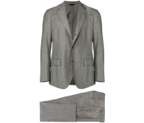woven formal suit
