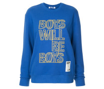 'Boys will be Boys' Sweatshirt