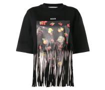 T-Shirt mit Obst-Print