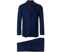 slim fit tailored suit