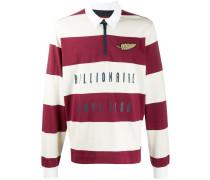 Gestreiftes Rugbyshirt