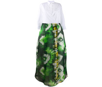 'Elena' Kleid mit Print