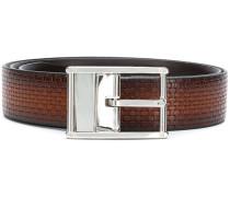 tonal buckle belt