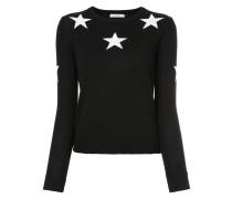 Pullover mit Stern-Motiven