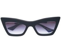 Cat-Eye-Sonnenbrille mit breitem Rahmen