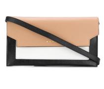 Mini Umhängetasche in Colour-Block-Optik