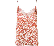 abstract print camisole