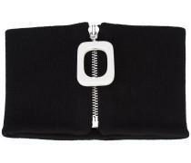 Halsband mit Reißverschluss