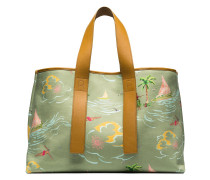 'Carter' Shopper mit Print