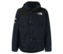 x The North Face Jeansjacke