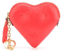 Herzförmiges Portemonnaie