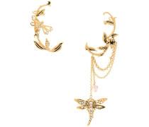 Ear Cuffs mit Ornament