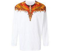 Flame Wings sweatshirt