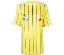 T-Shirt im Trikot-Look