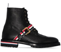 'Wing Tip' Military-Stiefel