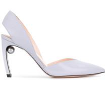 Mira Pearl Sling pumps