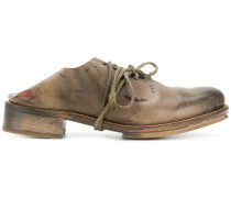Goodyear derby shoes