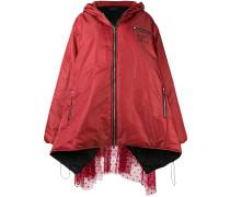 puffer elongated jacket