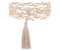 Halskette mit Quastendetail