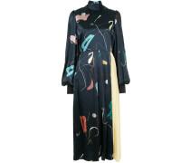 'Ayve' Kleid mit Print