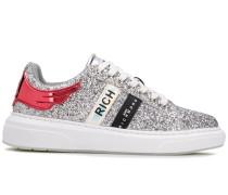 Sneakers mit Glitzerdetails