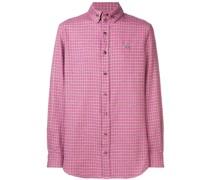 Langärmeliges Hemd mit Karomuster