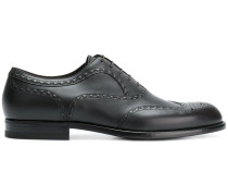 stitch detail Oxford shoes
