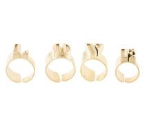 'Love' Ring-Set
