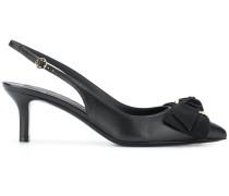 slingback Peony sandals