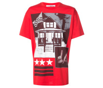 LA print T-shirt