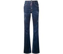 high-waisted Lauren jeans
