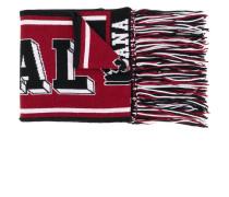 Kaschmir-Schal mit Logo