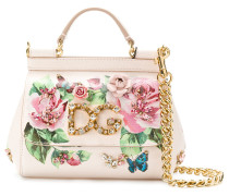small Sicily rose print bag