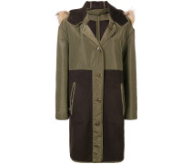 P.A.R.O.S.H. hooded parka coat