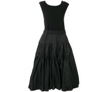 Kleid aus Taft