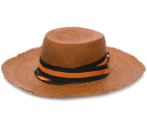 frayed boat hat