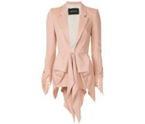 draped tails jacket