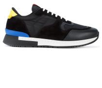 'Runner' Sneakers mit Neopren-Einsatz