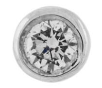 'Diamond' Ohrstecker aus 18kt Weißgold