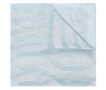Schal mit Wellenmuster