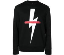'Thunderbolt' Pullover
