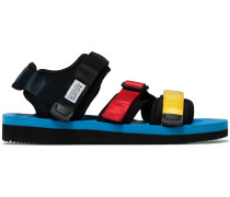 KISEE-V multicoloured sandals