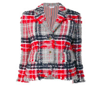 Tweed-Blazer im Oversized-Look