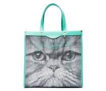 'Kitsch Cat' Handtasche
