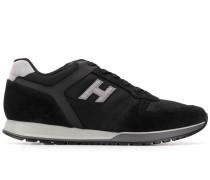 'H321' Sneakers mit Logo