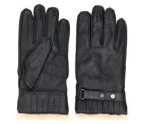 Handschuhe mit Faux-Fur-Futter